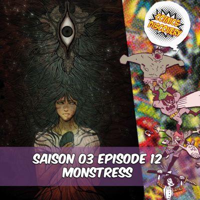 image ComicsDiscovery S03E12: Monstress