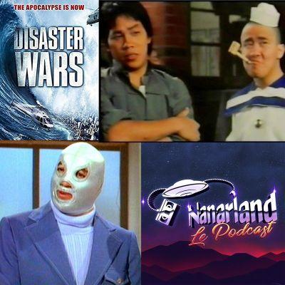 #23 - Les crossovers les plus ambitieux de l'histoire du nanar cover