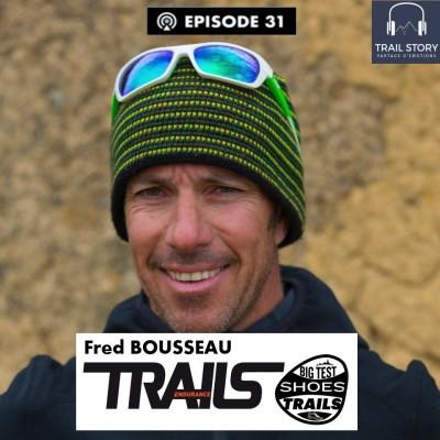 31. Fred BOUSSEAU de Trails Endurance Mag cover