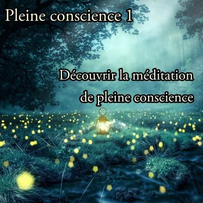 Pleine conscience 1 - Découvrir la méditation de pleine conscience cover