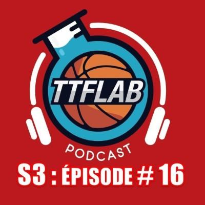 #TTFLPodcast : S3 - Episode 16 cover