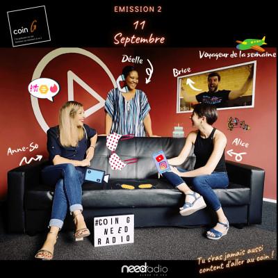 Coin G (avec Anne-so, Déelle & Alice) (11/09/20) cover