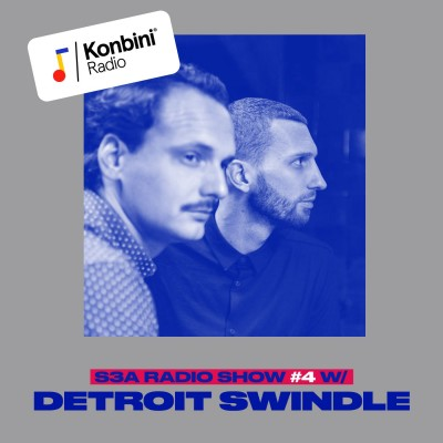 image S3A Radio Show #4 w/ Detroit Swindle