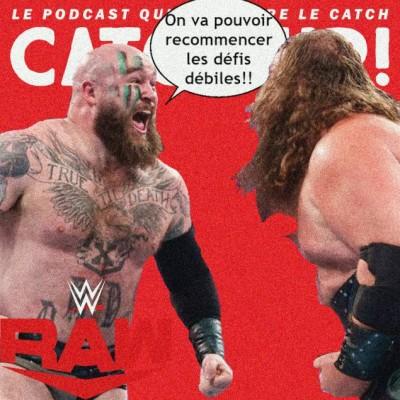 Catch'up! WWE Raw du 7 juin 2021 — La guerre des bouffons cover