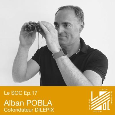 #17 -Alban POBLA- Vision par ordinateur & intelligence artificielle pour une agriculture de précision cover