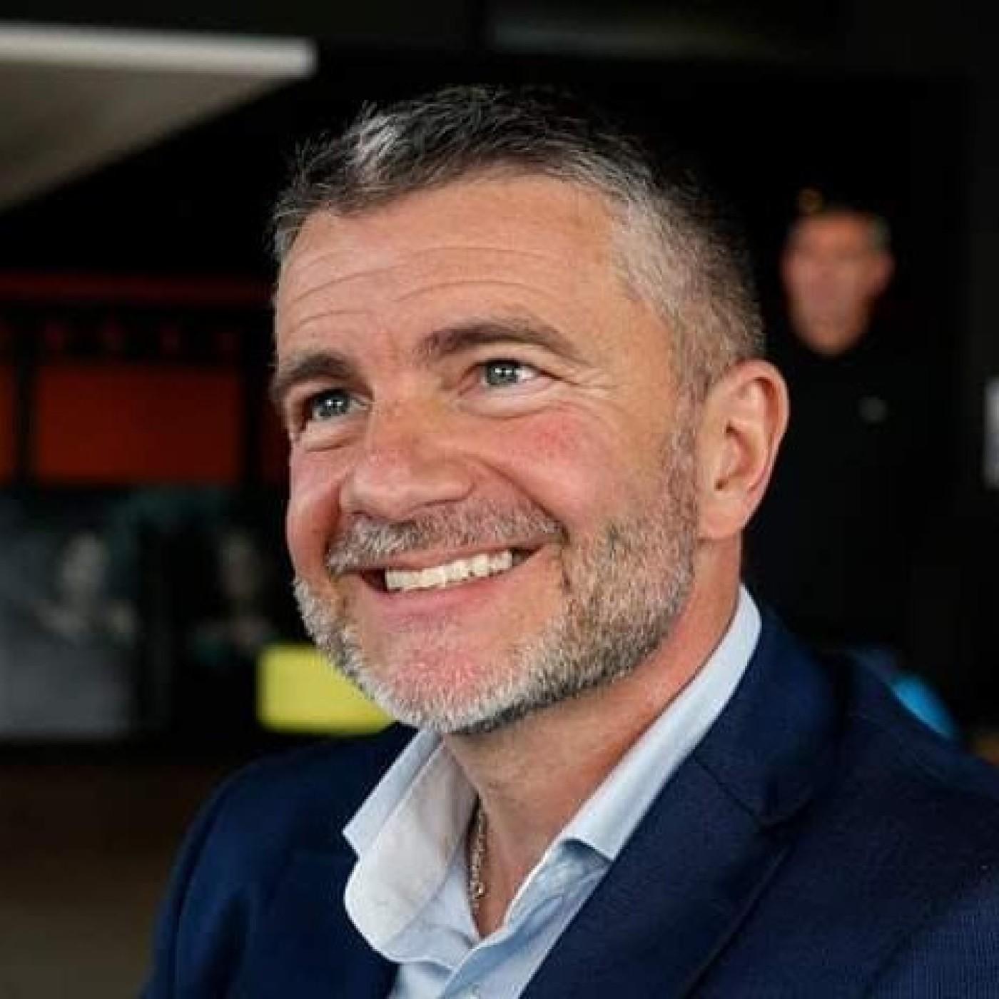 Stéphane Loda : maire de Canet-en-Roussillon avec Christian sur Littoral FM