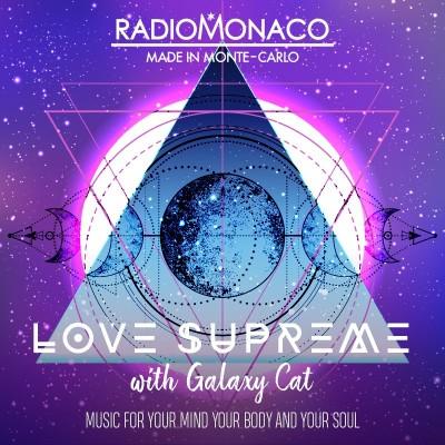 Galaxy Cat - Love Supreme (12-06-21) cover