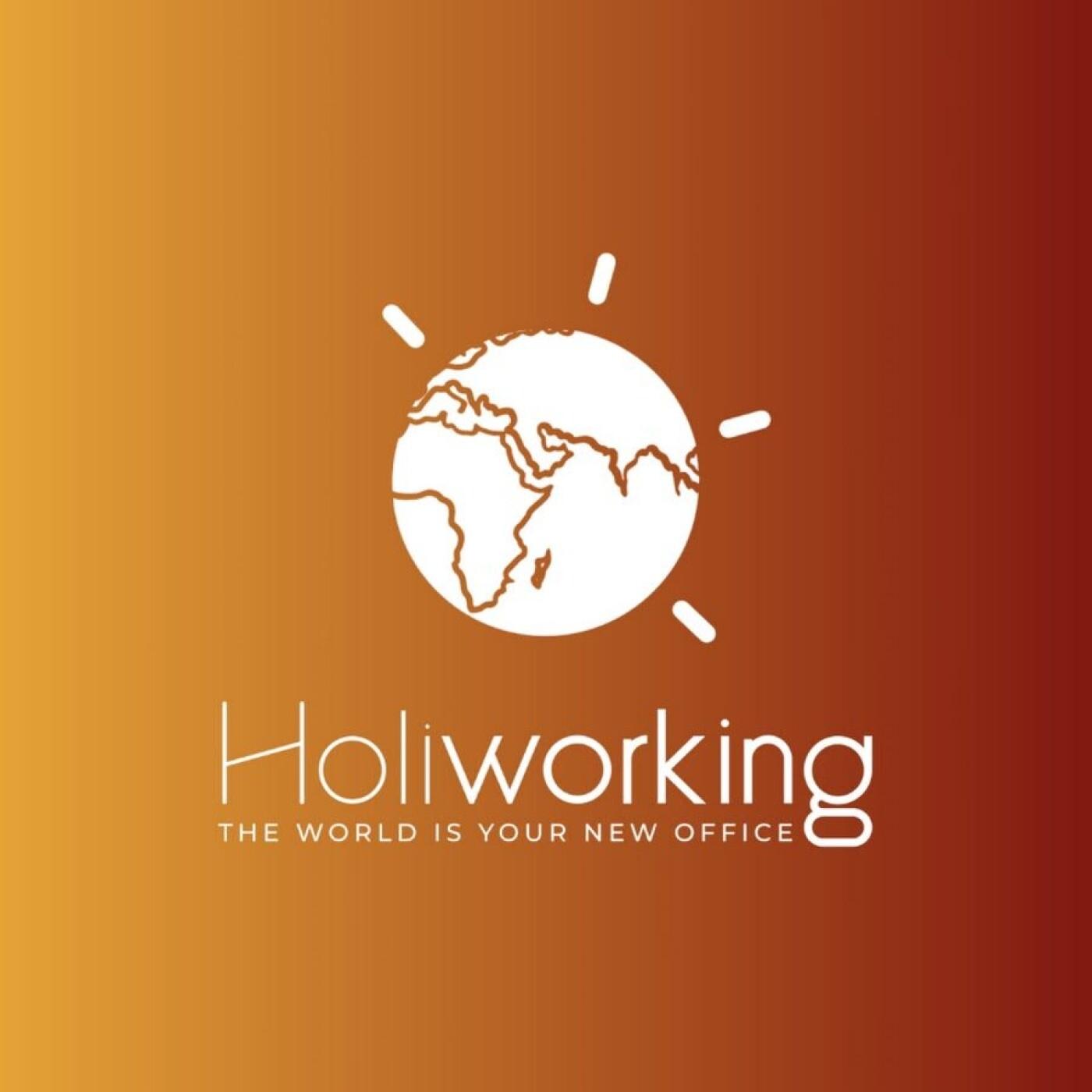 Yann présente le concept de télétravail génial, Holiworking - 08 04 21 - StereoChic Radio