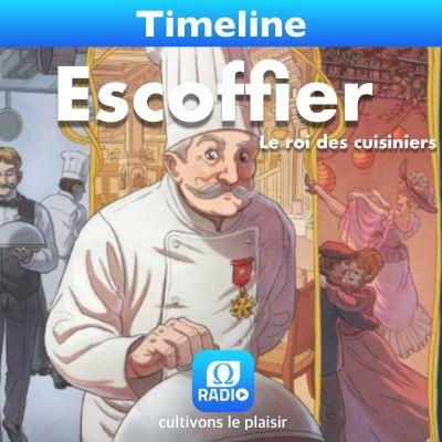 image Escoffier, le roi des cuisiniers