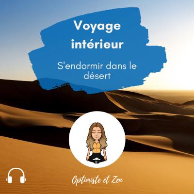 24 - Voyage intérieur - S'endormir dans le désert cover