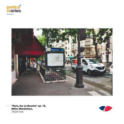 ep. 18, Métro Maraîchers, 75020 Paris cover
