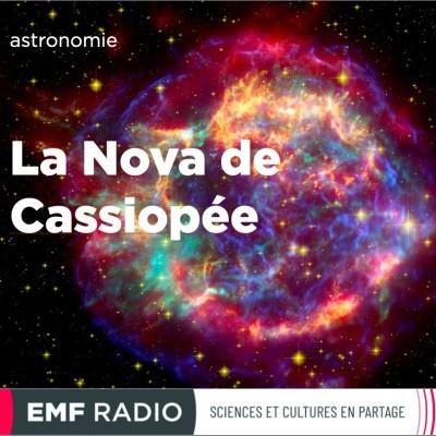 La Nova de Cassiopée cover