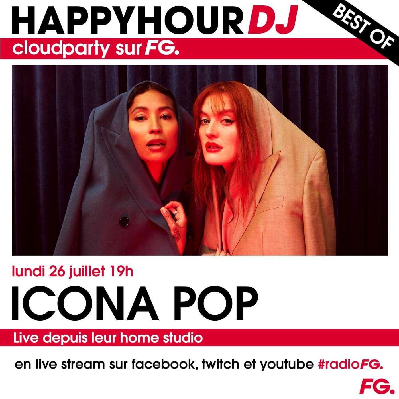 HAPPY HOUR DJ BEST OF : ICONA POP