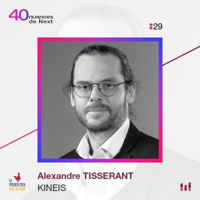 :29 Alexandre Tisserant - Kinéis : La tête dans le New Space cover