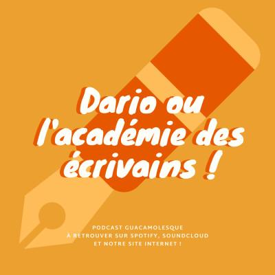 #24 - Dario ou l'académie des écrivains cover