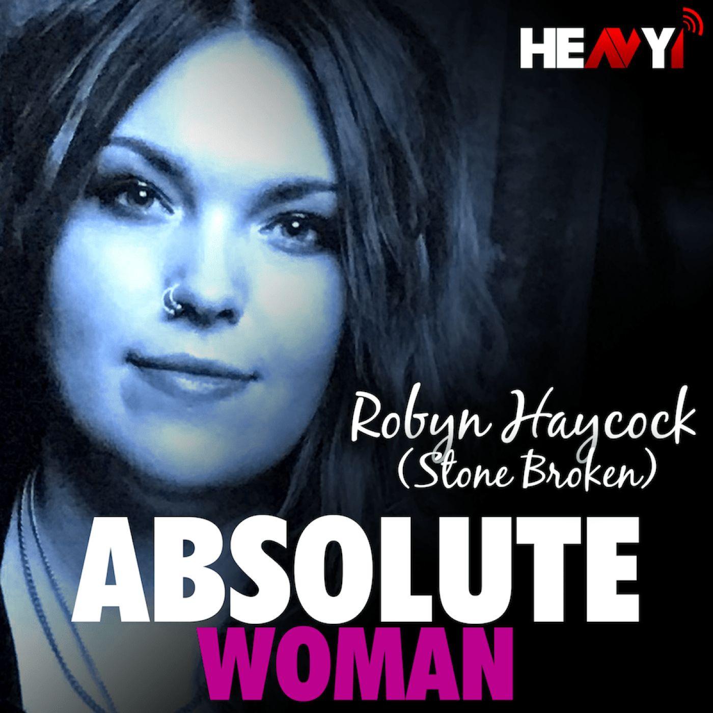 Absolute Woman : Robyn Haycock • Stone Broken (Ep.3 Saison 1)