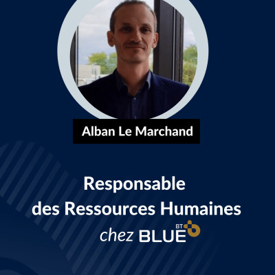 Les coolisses by BLUE - RRH - Alban Le Marchand cover