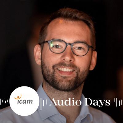 L'histoire du podcast Parcours d'ingénieurs par l'Icam (Germain Dutilleul - Icam) cover