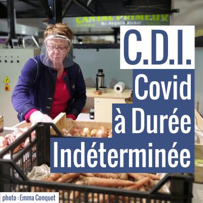 CDI : Covid à durée indéterminée - #5 Métro Boulot Ciao