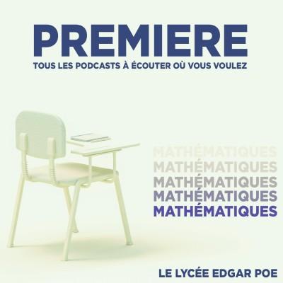 Première - Mathématiques - A VENIR - 10/07 cover