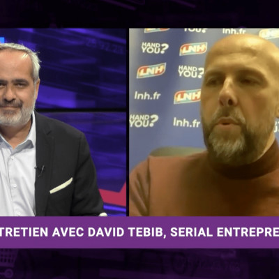 David Tebib ENTREPRENEUR ENGAGÉ ET PASSIONNÉ - Business Club S2021 E62 cover
