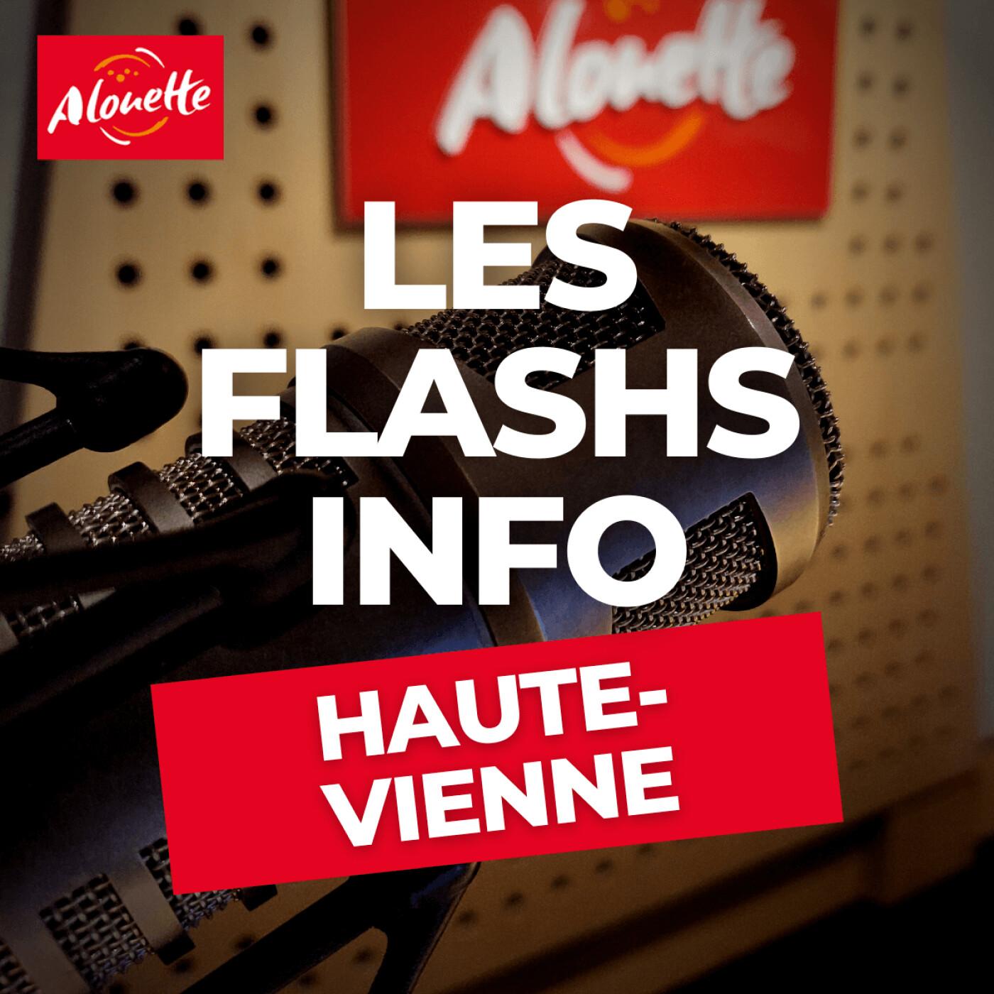 Alouette - Les Infos du 19 Septembre 12h30 en Haute-Vienne.