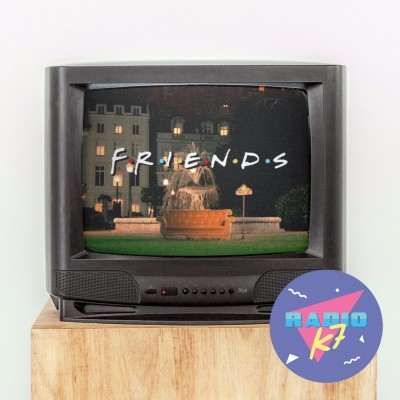 "Top Générique ""Friends"" (1996) cover"