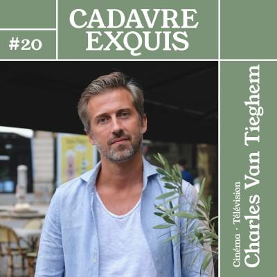 #20 - Charles Van Tieghem -  Les Inconnus, Validé et Friendzone cover