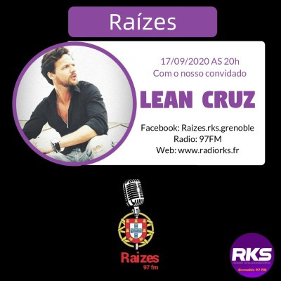 RAIZES - Emission du 17/09/2020 avec LEAN CRUZ cover