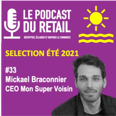#33 SELECTION ETE MICKAEL BRACONNIER, MON SUPER VOISIN cover