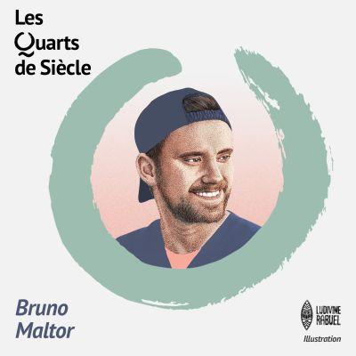 #13 - Bruno : Un Quart d'un Voyageur acharné et passionné cover