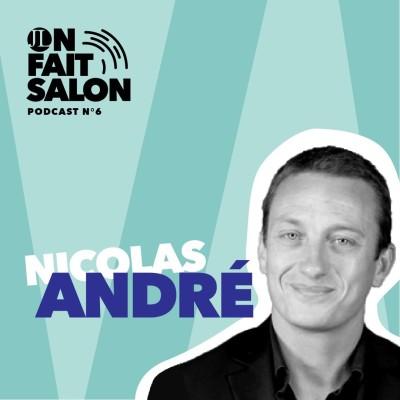 N°6: «Les agences de communication ont encore un rôle à jouer ?» avec Nicolas André (directeur du planning stratégique Publicis Epsilon) cover