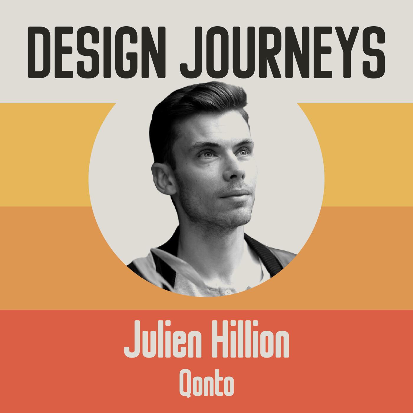 #20 Julien Hillion - Qonto - Réfléchir à sa carrière professionnelle et devenir manager
