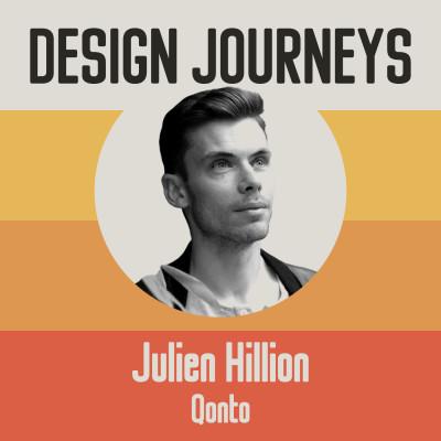 #20 Julien Hillion - Qonto - Réfléchir à sa carrière professionnelle et devenir manager cover