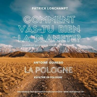 EP 10 Antoine Guinebault expatrié en Pologne cover