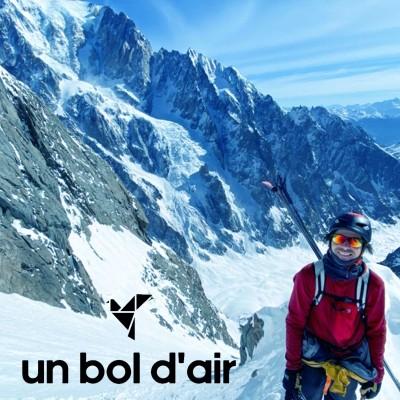 #64 - Vivian BRUCHEZ - Skieur de pente raide cover