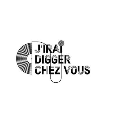 J'irai digger au disquaire Le Comptoir du Disque (Montpellier) cover