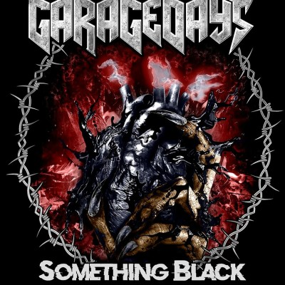 213Rock Podcast Harrag Melodica Interview with Marco Kern of GarageDays New Album Something Black out Nov 13th   23 11 2020 cover