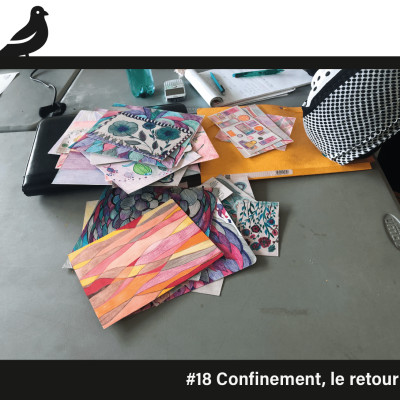 #18 Confinement, le retour cover