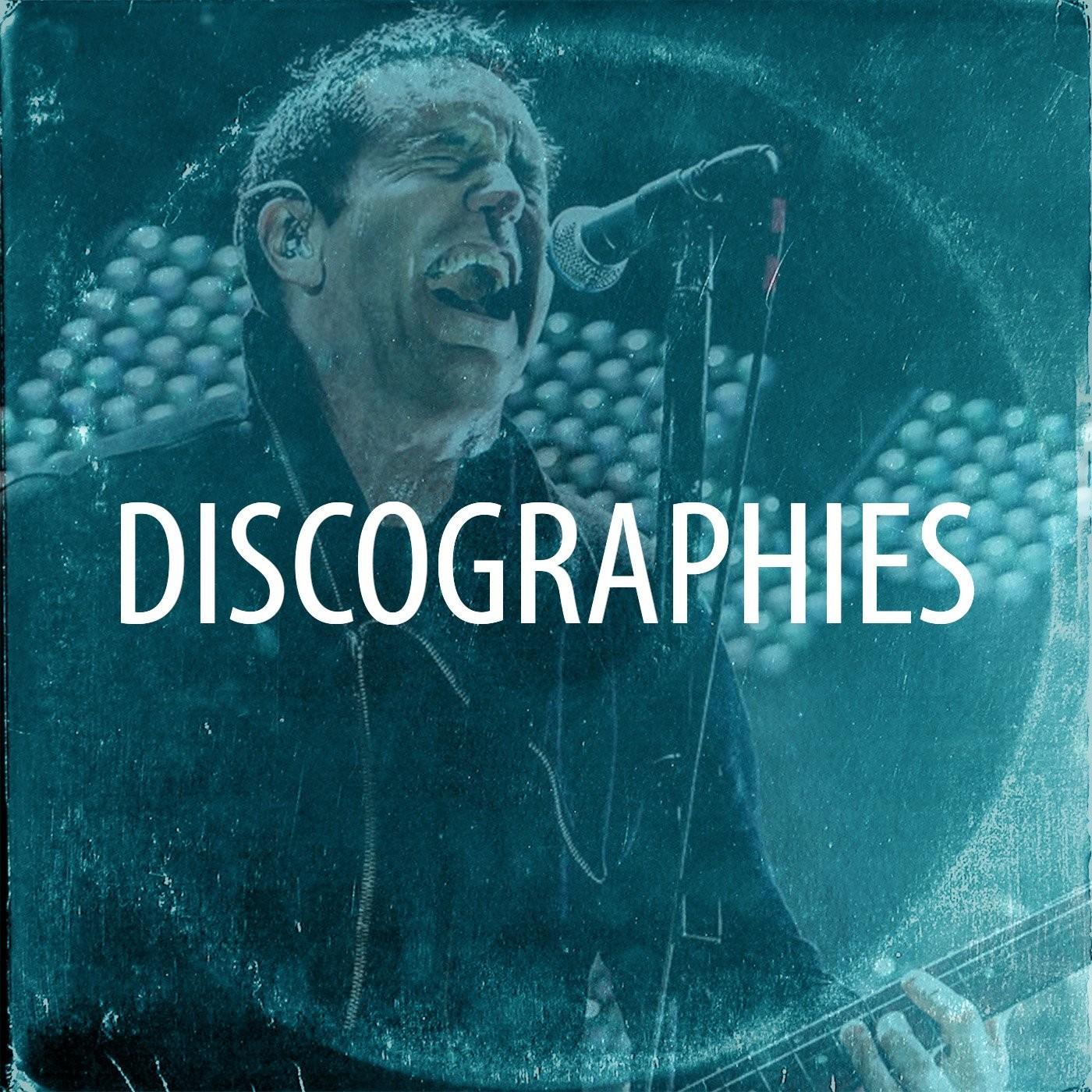 Nine Inch Nails (1/2) - Voici Trent Reznor