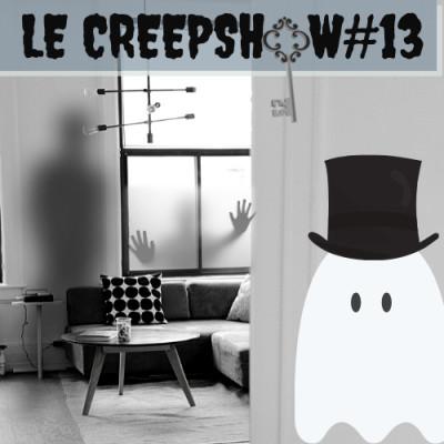 Creepshow 13 - Mon ancien appartement et la cabane isolée. cover