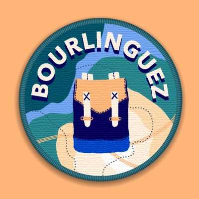 Bourlinguez #26 - Mathis x Islande cover