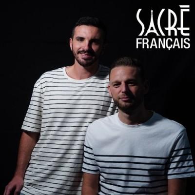 Sylvain Luka & Mike Andréa - Sacré Français (24-10-21) cover