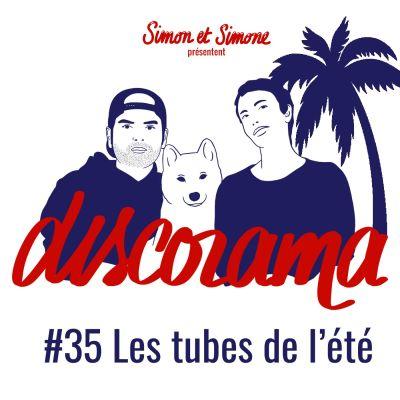 image Discorama #35 - Les tubes de l'été
