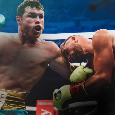 Canelo Alvarez vs. Billy Joe Saunders : RECAP & REACTION cover