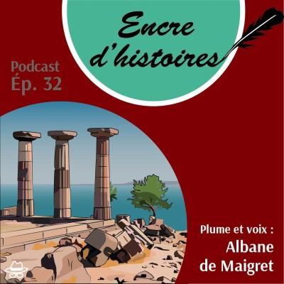 Épisode 32 : Mer Méditerranée, notre mère cover