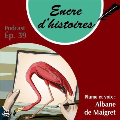 Épisode 39 : Jean-Jacques Audubon, fleuron de l'ornithologie cover