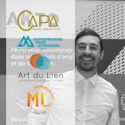 MiniEntreprise® EntreprendrePourApprendre-ArtDuLien-Ep3 cover