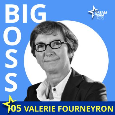 BIG BOSS #5 VALERIE FOURNEYRON : Transformer la France grâce au sport (rediffusion) cover