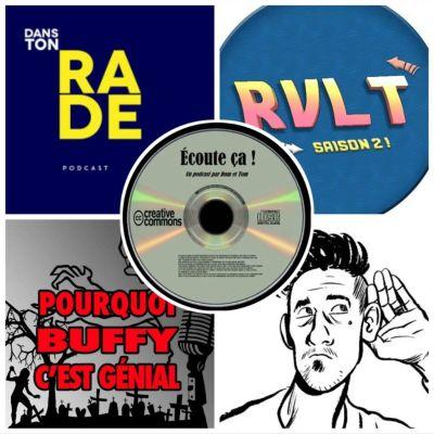 Ep 30 : Zikdepod 2 (Dans Ton Rade - Retour Vers Le Turfu -  Pourquoi Buffy C'est Génial - Thomas Crayon) cover